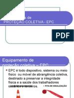 8 Equipamentos de Proteção Coletiva