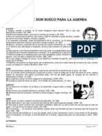 Frases Don Bosco Cepsl