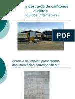 Carga y Descarga de Camiones Cisterna
