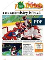 The Daily Dutch International #15 from Vancouver | 02/25/10