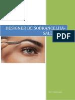 Design Sombrancelhas