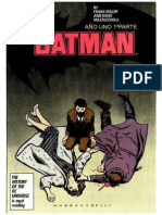 BATMAN AÑO 1 - Miller y Muzzcchelli