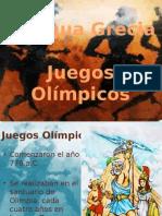 juegos olimpicos grecias