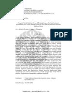 Abstrak Pengaruh Teknik Relaksasi Progresif Terhadap Respon Nyeri Dan Frekuensi Kekambuhan Nyeri Pada Lanjut Usia Dengan Gastritis Di Wilayah Kerja Puskesmas Pancoran Kota Depok