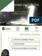 Patrimonio Geologico GA