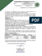 Cotizacion Fertilis,Semental y Lechon