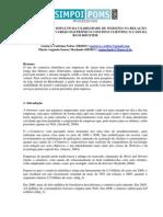 LÓGICA FUZZY NO IMPACTO DA USABILIDADE DE WEBSITES NA RELAÇÃO DAS EMPRESAS DE VAREJO ELETRÔNICO COM SEUS CLIENTES