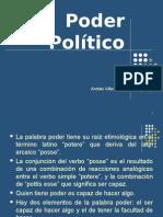 5.- Poder Político