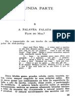 MCLUHAN, Marshall - A Palavra Falada