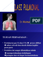 Vent Pulmonal