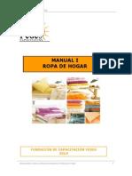 Manual Ropa de Casa 2014
