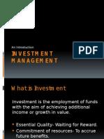 Investmentmanagement Anjaligopallokendra 121126095502 Phpapp01