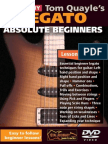 Legato for Absolute Beginners TAB Booklet