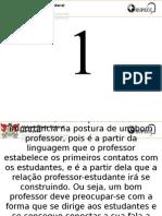 Um Bom Professor, Isso Existe
