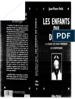 Livre [Nouvel ordre mondial] Jean Pierre Petit - Les Enfants Du Diable - Ecrit en 1985 publié en 1995