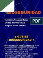 09.- Bioseguridad. Conceptos, Definiciones y Niveles