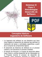 Metodologia Software