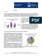 Informe de Conflictividad Laboral - Julio 2015