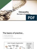 Osteopath y