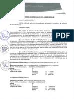 Acuerdo de Concejo Nº 095-2015 Concurso Cas 2015 Bases