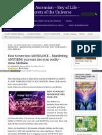 Sacredascensionmerkaba Wordpress Com 2014-04-19 How to Tune