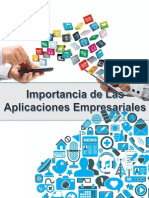 Importancia de Las Aplicaciones Empresariales