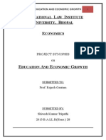 Economics and Economic Gowth