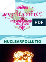 Nulear Pollution