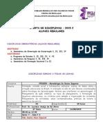 Oferta de Disciplina 2015.2