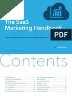 The Saas Marketing Handbook