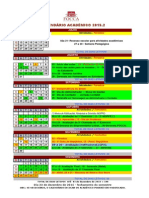 Calendario Acad Mico 2015.2