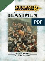 Warhammer Aos Beastmen Fr
