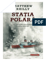 Matthew Reilly - Stația Polară