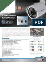 Digimerge DNB13TF22 Data Sheet