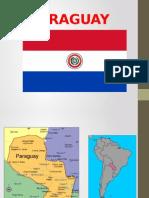 Inmigración en Paraguay