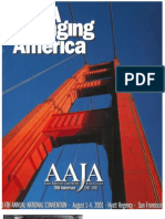 AAJA Convention 2001 SF Program Book