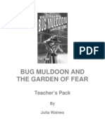 Bug Muldoon and the Garden of Fear Teacher's Pack