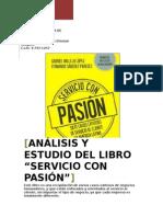 Analisis y Estudio Del Libro Servicio con Pasión