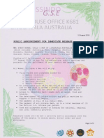 Australia Public Announcement Scan Full PDF 1