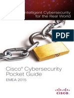 Cisco Security Pocket Guide