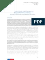 MINEDUC 2013 11 Formacion Ciudadana y Participacion en Los Establecimientos Educacionales