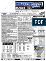 8.13.15 vs PNS Game Notes