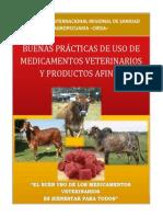 Manual Buenas Practicas de Uso de Los Medicamentos Veterinarios y Productos Afines Oirsa