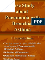 Power Point for the Case Study About Pneumonia