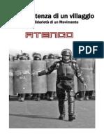 Atenco - La Resistenza di un villaggio-La solidarietà di un Movimento