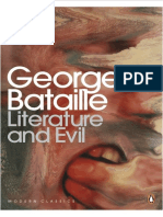 (Penguin Modern Classics) Georges Bataille, Alastair Hamilton-Literature and Evil-Penguin (2012)