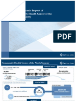 Economic Impact of NNY Health Centers