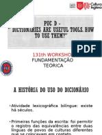 PUC D Workshop 24 04
