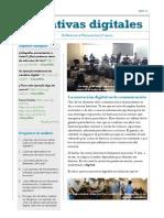 Las narrativas digitales en el periodismo