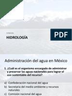 Cuestionario Hidrología